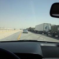 Photo taken at Dammam-Riyadh highway by Abdullah a. on 10/9/2013