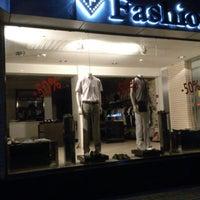 Photo taken at Fashion man by Ladramhaiola on 7/25/2013
