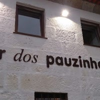 Photo taken at Bar dos Pauzinhos by Zé T. on 8/25/2014