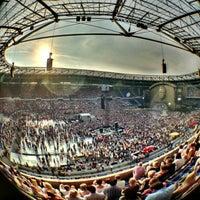Photo taken at HDI Arena by Jocialmedia on 7/27/2013
