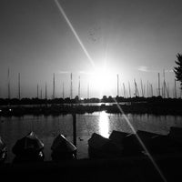 Photo taken at Hafen Hard by Claudia D. on 8/4/2013