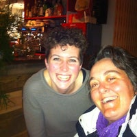 Photo taken at la caixeta bistro by Silvia M. on 2/26/2014