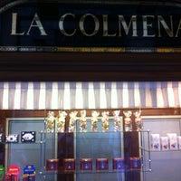Photo taken at La Colmena by Silvia M. on 6/4/2013