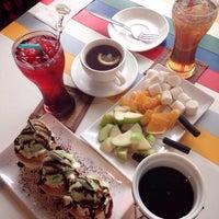 Photo taken at Wild Coffee & Tea by Elizabeth C. on 9/18/2014
