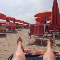 Photo taken at Kamoke Beach by Ольга Т. on 6/23/2014