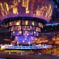 Photo taken at Kazan-Arena by Федор Д. on 7/6/2013