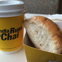 Photo taken at Chai Point by Prashant S. on 1/3/2015