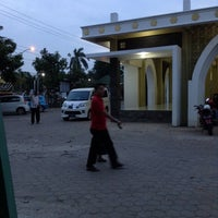 Photo taken at Masjid Ad-Du'a by Intan A. on 10/19/2014