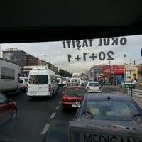 Photo taken at 1011 Kavşağı by Pelin K. on 9/17/2013