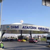 10/28/2013 tarihinde Mehtap I.ziyaretçi tarafından İstanbul Atatürk Havalimanı (IST)'de çekilen fotoğraf
