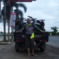 Photo taken at Banjarmasin by Mujib Y. on 7/25/2017