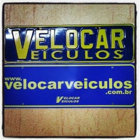 Photo taken at Velocar Veiculos by Marcio F. on 6/1/2013