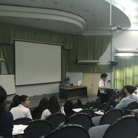 Photo taken at SCB 1100 by Methaporn Y. on 10/21/2016