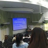 Photo taken at SCB 1100 by Methaporn Y. on 11/4/2016