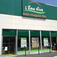 Photo taken at L'Eau Vive by Sébastien M. on 7/13/2013