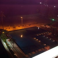 Photo taken at Tamacá Beach Resort Hotel by Guillermo V. on 8/13/2013