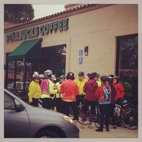 Photo taken at Starbucks by Jen K. on 2/2/2013