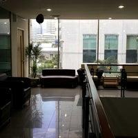 Photo taken at Bank Muamalat - Kantor Pusat by Muhammad I. on 1/9/2014