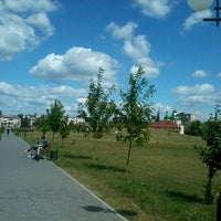 Снимок сделан в Парк імені Тараса Шевченка пользователем Arina 8/3/2013