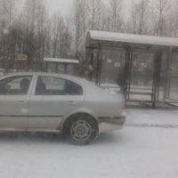 Photo taken at Автостанция by Ilya T. on 12/27/2012