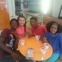 Photo taken at Freshberry by Shalonda H. on 5/18/2014