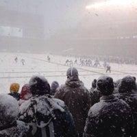 Photo taken at Touchdown Club by Jon S. on 12/8/2013