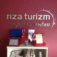 Photo taken at Rıza Turizm by Mustafa U. on 6/1/2013