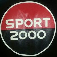 Photo taken at Sport 2000, Freizeit & Outdoor by Tim T. on 7/20/2013