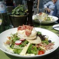 Photo taken at Restaurant De Graslei by Natalie S. on 6/5/2013