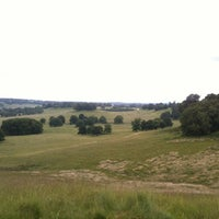 Photo taken at Petworth Park by Marcus C. on 6/24/2013