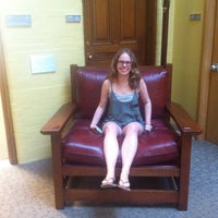 Photo taken at James B. Colgate Hall - Admissions Office by Rachel E. on 7/12/2013