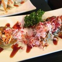 Photo taken at Sushi Wabi by Sarita A. on 6/18/2013