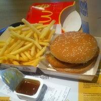 Photo taken at McDonald's by Александра К. on 7/10/2013