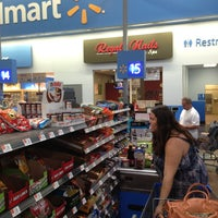 Photo taken at Walmart Supercenter by Ill A. on 7/19/2013