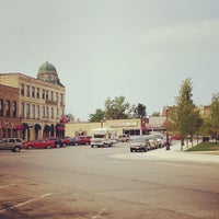 Photo taken at Courthouse Square by Matt S. on 6/27/2013