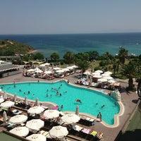 7/17/2013 tarihinde Omer F.ziyaretçi tarafından Didim Beach Resort & Elegance'de çekilen fotoğraf