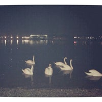Photo taken at Lido restoran by Doroteja D. on 3/2/2014