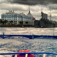 Photo taken at Neva River by Caterina A. on 7/23/2013