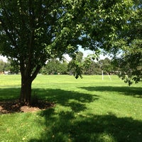 Photo taken at Mamie D. Eisenhower Park by Shannon V. on 9/14/2013