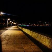 Photo taken at Muelle Cruceros de Getxo by Ritxi on 11/22/2012