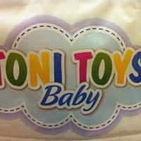 Photo taken at Toni Toys by Marcio A. on 7/22/2013