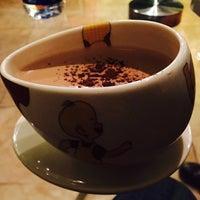 Photo taken at Chocoholic Cafe by Катюша С. on 12/14/2014