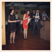 Photo taken at Ресторан Каре by Valeriya V. on 4/8/2014