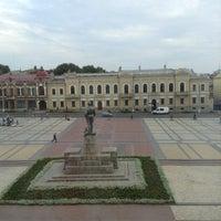 Photo taken at Кировоградская Областная государственная администрация by Tusovka K. on 9/12/2013