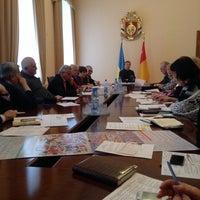 Photo taken at Кировоградская Областная государственная администрация by Tusovka K. on 2/7/2014