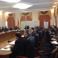Photo taken at Кировоградская Областная государственная администрация by Tusovka K. on 2/10/2014