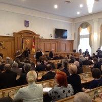 Photo taken at Кировоградская Областная государственная администрация by Tusovka K. on 3/4/2014