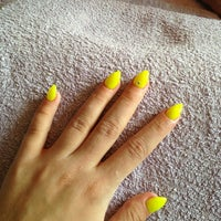 Photo taken at N-Nails by Jessica J. on 7/12/2013