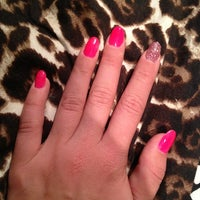 Photo taken at N-Nails by Jessica J. on 7/6/2013