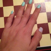Photo taken at N-Nails by Jessica J. on 8/23/2013